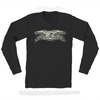 Anti Hero Hesh Eagle Long Sleeve Tee Black