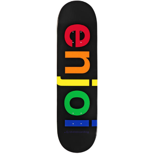 Enjoi Spectrum Deck 8.25
