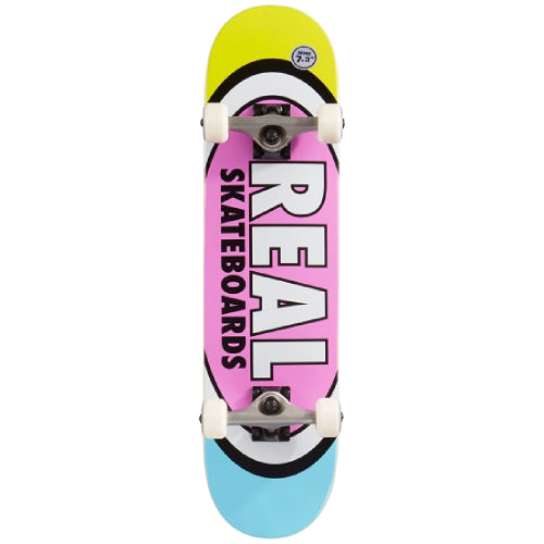 Real Team Edition Oval Complet