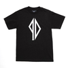 Piss Drunx Logo Tee Black