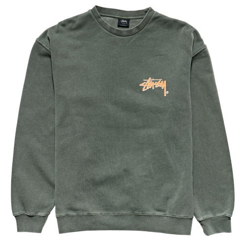 Stussy Stock Shadow Crewneck P