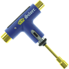 Silver Skate Tool Lager Blue/Yellow