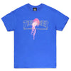Thrasher Atlantic Drift  T-Shirt Royal