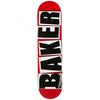 Baker Team OG Logo Deck Black 8.38