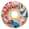 Spitfire Formula Four 99D Neckface Kader Wheels 54mm
