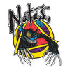 Santa Cruz Natas Evil Cat Sticker