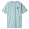 Huf Deja Vu Tee Cloud Blue