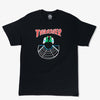 Thrasher Doubles S/S Tee Black