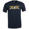 Antihero Eagle Tee Youth Navy