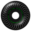 Spitfire Formula Four 99 Duro Classic Blackout Wheels 52mm