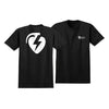 Thunder X Sunday Tee Black/White