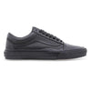Vans Old Skool Black (Leather)