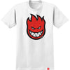 Spitfire Bighead Fill Youth Tee White/Red