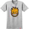 Spitfire Bighead Fill Youth Tee Heather Grey/Yellow