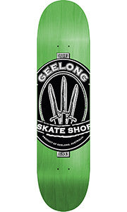 The Geelong Skate Shop Logo Bo