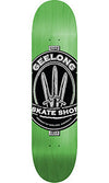 The Geelong Skate Shop Logo Board 8.75