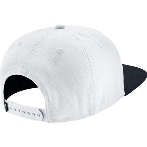 07fbe3845f279 Nike SB Icon Pro Snapback Black/White – The Skateboard Shop