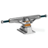 Independent Forged Titanium Trucks Silver 144