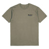 Brixton Palmer Line Wash Military Green