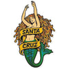 Santa Cruz Mermaid Sticker