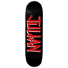 Deathwish Julian Davidson Black/Red Gang Name Deck 8.0