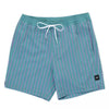 Vans Rally Volley Shorts Oil Blue Stripe