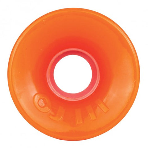 Spitfire 80HD Charger Wheels Orange 56mm