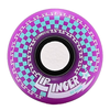 Krooked Zinger Wheels Purple 54mm