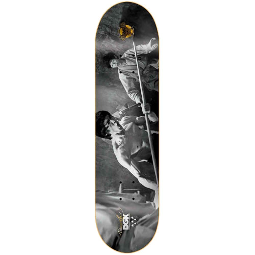 DGK Bruce Lee Power Deck 8.1
