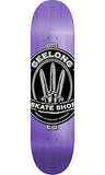 The Geelong Skate Shop Logo Board 7.75