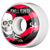 Powell Peralta Ripper Classic Wheel White 97A 54mm