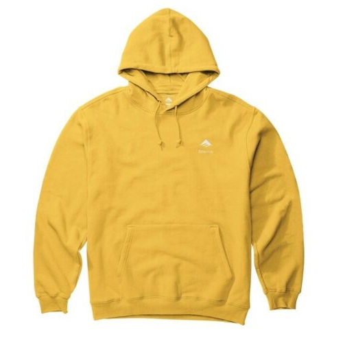 Emerica Stacked Gold Hoodie
