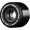 Powell Peralta SSF Snakes Cruiser Wheels Black 69mm x 75a