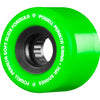 Powell Peralta SSF Snakes Cruiser Wheels Green 69mm x 75a