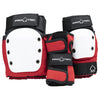 Pro Tec Street Youth 3 Pack Black Red