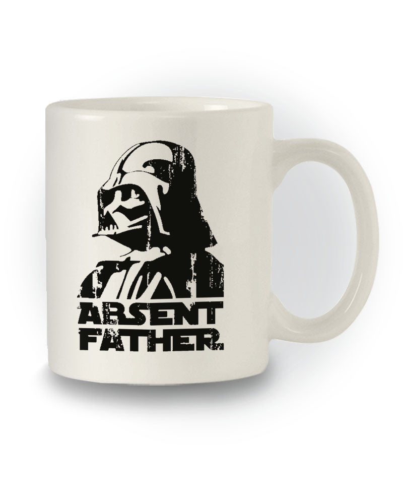 Star Wars Inspired 'Absent Father' Mug
