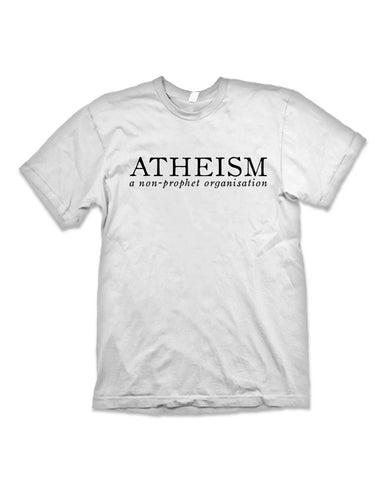 Atheism A Non-Prophet Organisation