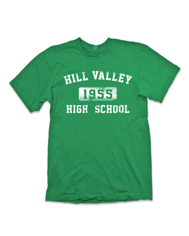 Back to the Future Hill Valley High School