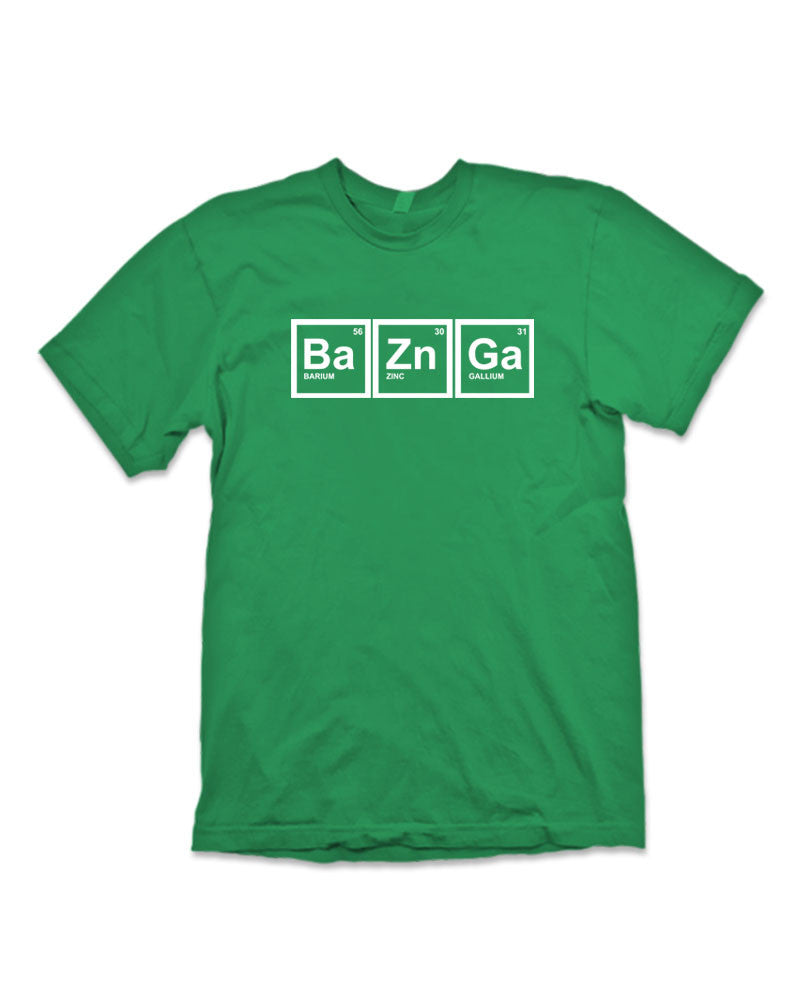 BaZnGa Element