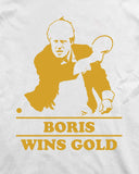 Boris Johnson Wins Gold