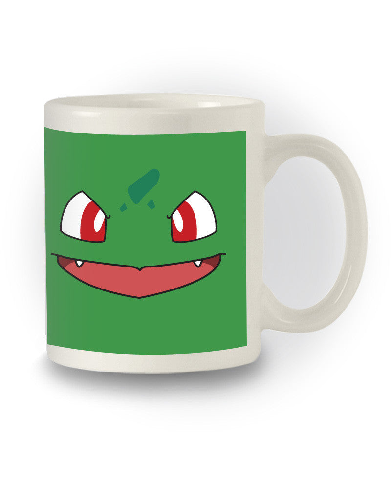 Retro Pokémon Inspired 'Bulbasaur' Gaming Mug