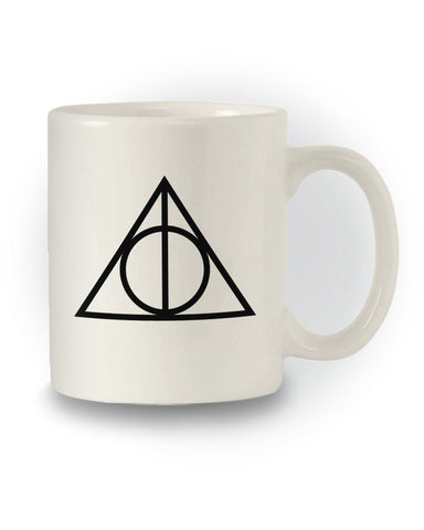 Harry Potter Inspired 'Deathly Hallows' Geeky Mug