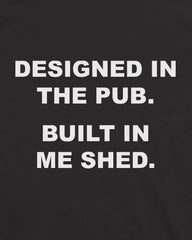 Designed in the Pub