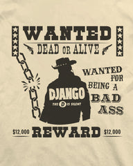 Django Wanted Poster