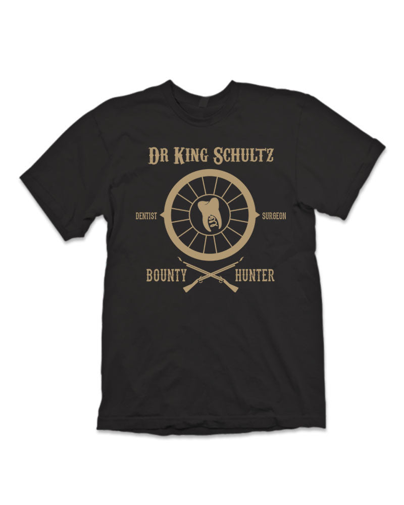 Dr King Schultz - Bounty Hunter