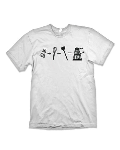 Dr Who - Dalek Equation