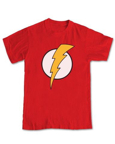 Flash Logo (Big Bang Theory)