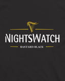 Game of Thrones - Nights Watch Bastard Black