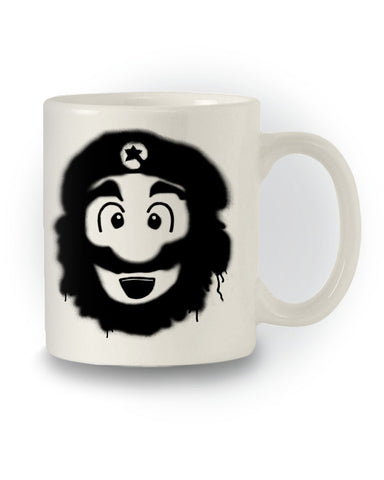 Retro Super Mario Inspired 'Gamer Che' Mug
