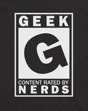 Geek Rated